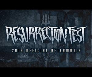 Resurrection Fest 2016 - Official Aftermovie