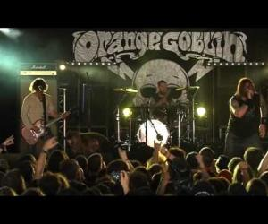 Orange Goblin - Round Up The Horses (Directo en Hellfest 2009, Francia)