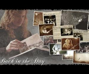 Megadeth - Back In The Day