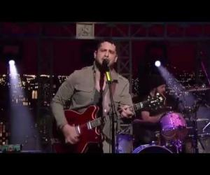 We Are Augustines - Chapel Song (David Letterman 2-24-12)