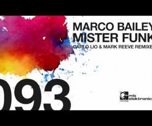 Marco Bailey - Mister Funk (Original Mix)