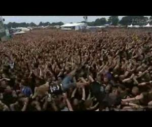 Ensiferum - Iron (Wacken Open Air, 08)