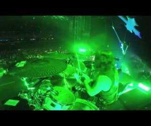 Paul Bostaph / Slayer - Hammond, Indiana 2014