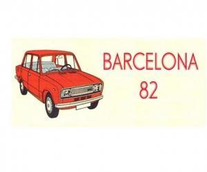 Barcelona 82 - Studio54 Paralelo