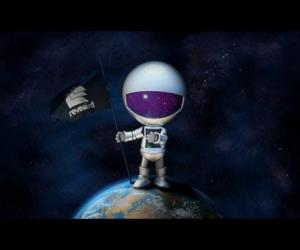 Call Me A Spaceman feat. Mitch Crown