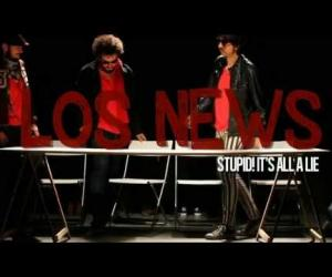 Los News - Stupid! It´s all a lie