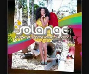 Solange - Would've been the one