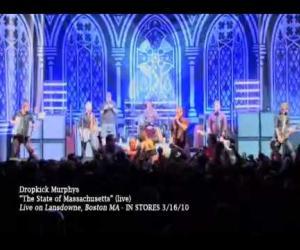 Dropkick Murphys - The State of Massachusetts (live on Lansdowne, Boston, 2009)