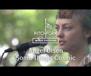 Angel Olsen - Some Things Cosmic (Pitchfork Music Festival 2013)