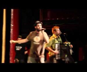 Directo en Sala Apolo Barcelona (26.03.2011)