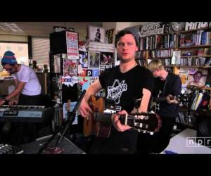 Alt-J - NPR Music Tiny Desk Concert