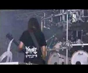 Mayhem - Freezing Moon @Live Wacken 2004