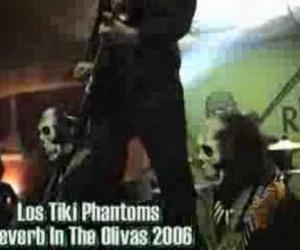 Los Tiki Phantoms - Reverb In The Olivas (Úbeda 2006)