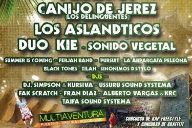 Logo Quiero Party Festival 2013