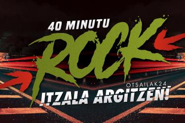 40 Minutu Rock 2018