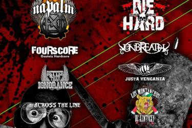 Logo Criminal Hardcore North Fest 2013