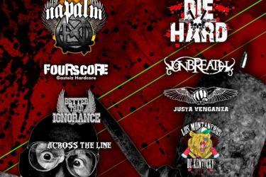 Logo Criminal Hardcore North Fest 2013