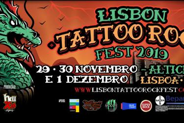Lisbon Tattoo Rock Fest 2019