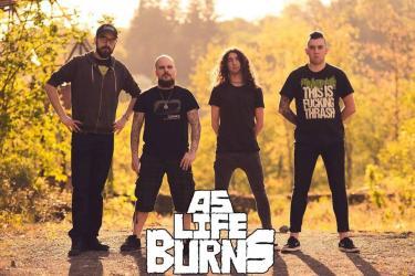 As Life Burns