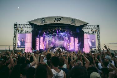 BBF Barcelona Beach Festival 2018