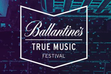 Ballantines True Music Festival