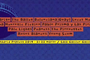 Madrid Popfest 2019