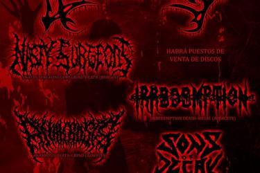 BurGore Death Fest 2019