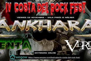 Costa del Rock Fest 2018