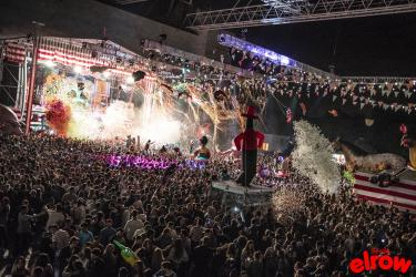 Elrow Sevilla Feria de Abril