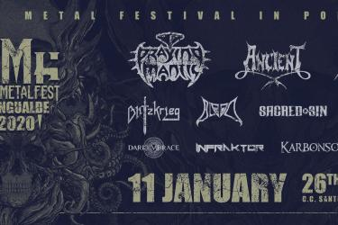 Hard Metal Fest Mangualde 2020