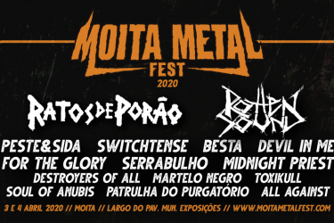 Moita Metal Fest 2020