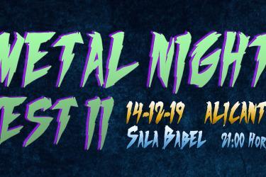 Metal Night Fest 2019