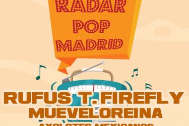 Radar Pop Madrid 2019