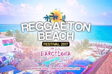 Reggaeton Beach Festival 2017
