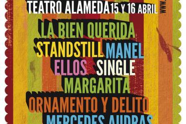 Cartel South Pop Festival 2011 (Sevilla)