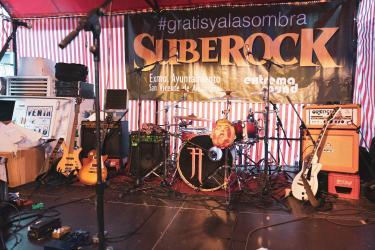 SubeRock