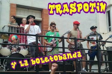 Traspotin y La Boletobanda