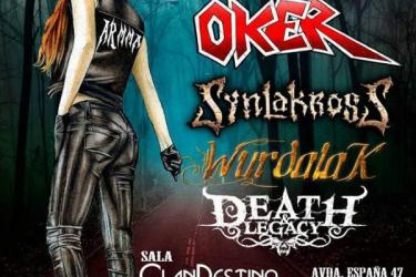 Cartel Armma Metal Rock (Women Edition) 2016