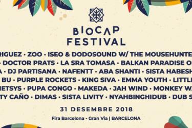 Biocap Festival 2018