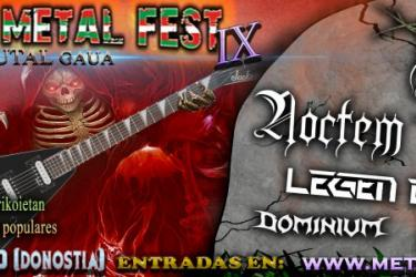 Euskal Metal Fest 2018 (Brutal Gaua)