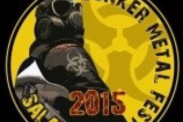 Logo Bunker Metal Fest 2015