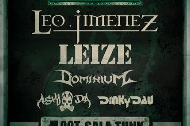 Cartel Metal Norte Festival 2014