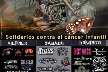 Cartel Ruedas de Metal Festival 2015