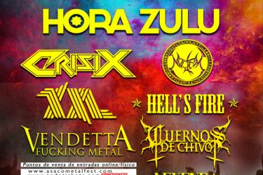Cartel Asaco Metal Fest 2013