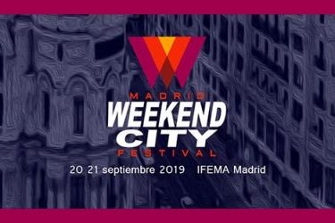Weekend City Madrid Festival 2019