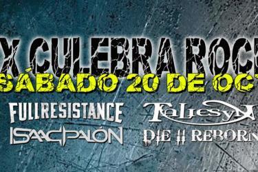 VII Culebra Rock 2018