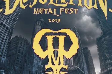 Desolation Metal Fest 2019