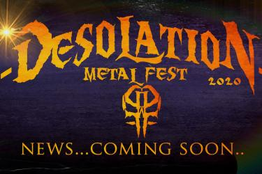 Desolation Metal Fest 2020