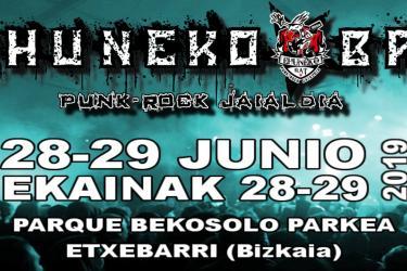 Ehuneko Bat 2019