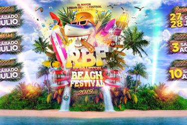 Reggaeton Beach Festival 2019